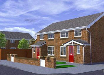 Thumbnail 3 bedroom semi-detached house for sale in Sidney Powell Avenue, Kirkby, Liverpool