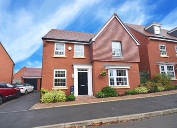Thumbnail 4 bed detached house for sale in Haroldgate, Whitchurch