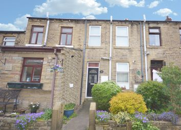Thumbnail 1 bed terraced house for sale in Club Houses, Armitage Bridge, Huddersfield
