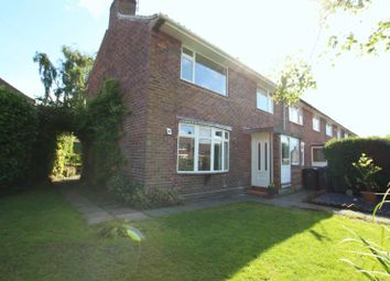 Thumbnail 3 bed end terrace house for sale in Lynmouth Close, Biddulph, Stoke-On-Trent
