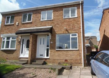 Thumbnail 3 bed semi-detached house to rent in Stubbin Close, Rotherham