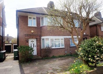 Thumbnail 3 bed semi-detached house for sale in Wychwood Close, Canons Park, Edgware