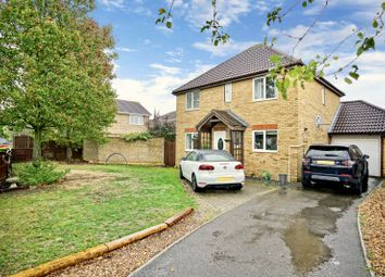 Thumbnail 4 bed detached house for sale in Penrwyn Court, Eynesbury, St. Neots, Cambridgeshire