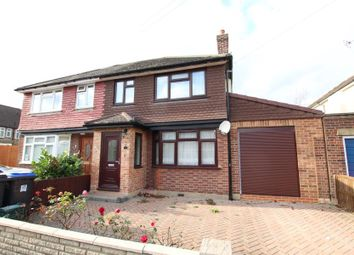 Thumbnail 3 bed semi-detached house to rent in Shackleford Road, Woking
