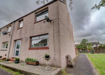 Thumbnail 3 bed terraced house for sale in Firmuir Avenue, Closeburn, Thornhill