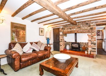 Thumbnail 3 bed cottage to rent in Quarley, Andover