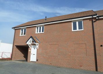 Thumbnail 2 bed flat to rent in Malone Avenue, Swindon, Wiltshire