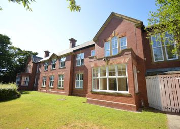 Thumbnail 1 bedroom flat for sale in Village Court, Whitley Bay