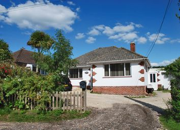 Thumbnail 3 bed detached house for sale in Bowling Green, Pennington, Lymington