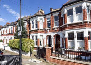 Thumbnail 3 bed terraced house for sale in Rudloe Road, London
