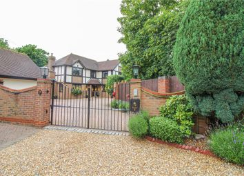 Thumbnail 4 bed detached house for sale in Moulsham Copse Lane, Yateley, Hampshire