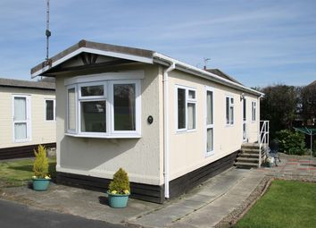 Thumbnail 1 bed mobile/park home for sale in Main Avenue, Shaws Trailer Park, Knaresborough Road, Harrogate