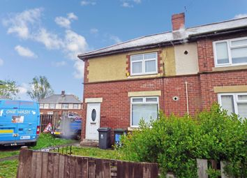 Thumbnail 2 bed terraced house for sale in Rocket Way, Forest Hall, Newcastle Upon Tyne