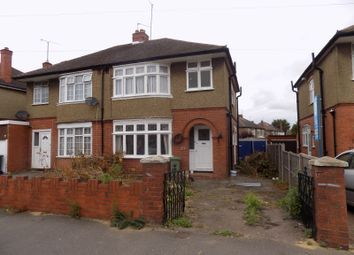Thumbnail 3 bed semi-detached house to rent in Austin Road, Luton, Bedfordshire