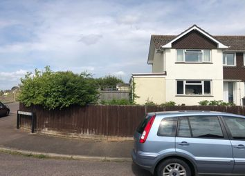 Thumbnail Land for sale in Mountbatten Close, Exmouth