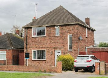 Thumbnail 3 bedroom detached house for sale in Eastern Avenue, Dogsthorpe, Peterborough