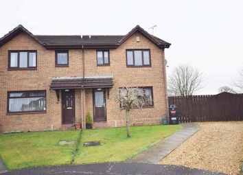 Thumbnail 3 bed property for sale in Fernlea Avenue, Mauchline