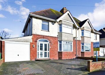 3 bed semi-detached house for sale in Alder Road, Folkestone, Kent CT19