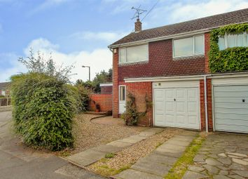 Thumbnail 4 bed semi-detached house for sale in Lime Grove, Draycott, Derby