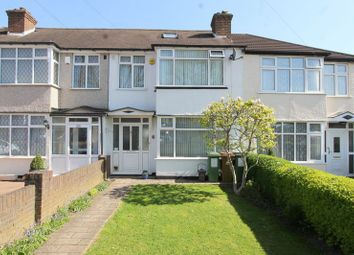 Thumbnail 3 bedroom terraced house for sale in Chertsey Drive, North Cheam, Sutton