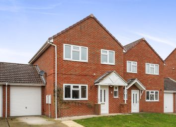 Thumbnail 3 bed link-detached house for sale in Willow Drive, Durrington, Salisbury