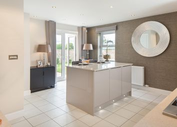 "Thumbnail 4 bedroom detached house for sale in ""Lincoln"" at Windsor Avenue, Newton Abbot"