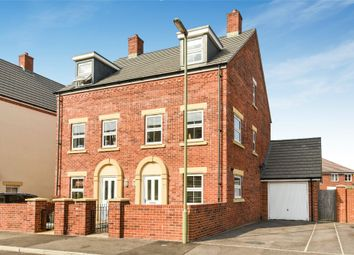Thumbnail 4 bed semi-detached house for sale in Tinning Way, Eastleigh, Hampshire