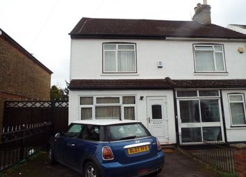 Thumbnail 3 bed semi-detached house for sale in Willoughby Road, Langley, Slough