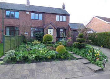Thumbnail 3 bed semi-detached house for sale in Church Lane, North Thoresby, Grimsby