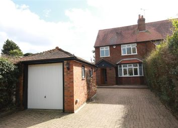 Thumbnail 4 bed semi-detached house for sale in Carters Hill, Billingbear, Wokingham