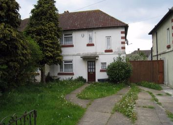 Thumbnail 3 bed semi-detached house to rent in East Road, Chadwell Heath, Romford