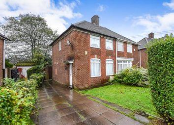 Thumbnail 3 bed semi-detached house for sale in Kingsland Road, Birmingham, West Midlands, United Kingdom