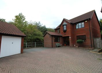 Thumbnail 4 bedroom detached house for sale in Bignell Croft, Milton Keynes