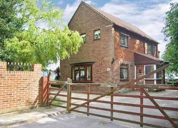 Thumbnail 4 bed detached house for sale in Meadow Crescent, Upper Halling, Rochester, Kent