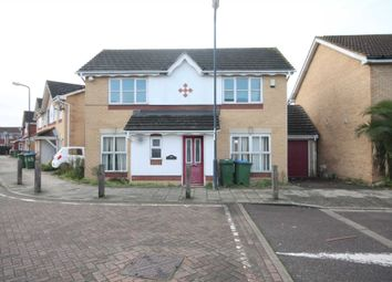 Thumbnail 3 bed link-detached house to rent in Kentlea Road, Thamesmead
