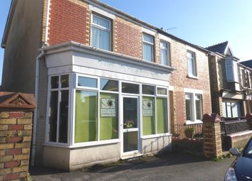 Thumbnail 3 bedroom maisonette for sale in Commercial Street, Kenfig Hill