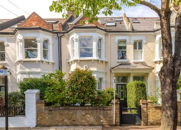 Thumbnail 4 bed terraced house to rent in St. Marys Grove, Grove Park, Chiswick, London