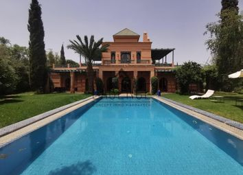 Thumbnail 4 bed detached house for sale in Rue Qortoba, Marrakech, Ma
