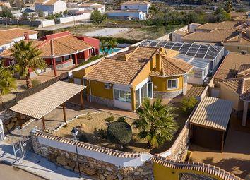 Thumbnail 3 bed detached bungalow for sale in Villa Partaloa, Camino De La Sierra 04850 Almería Spain, Spain