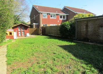 Thumbnail 2 bed maisonette for sale in Hotspur Close, Hythe, Southampton
