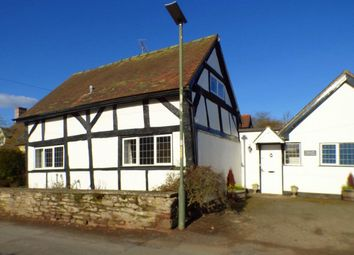 Thumbnail 3 bed cottage to rent in Back Lane, Weobley, Hereford