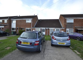 Thumbnail 1 bed terraced house to rent in Tidswell Close, Quedgeley, Gloucester