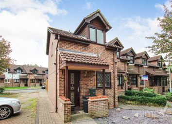 Thumbnail 1 bed end terrace house for sale in Sharpness Close, Hayes