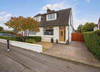 Thumbnail 2 bed semi-detached house for sale in Cardowan Drive, Stepps, Glasgow, North Lanarkshire