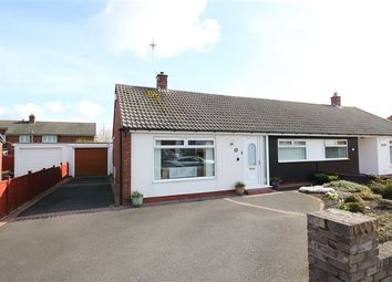 Thumbnail 2 bed semi-detached bungalow for sale in Hopes Hill Drive, Carlisle, Cumbria