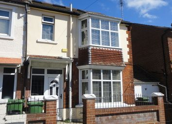 Thumbnail 4 bed end terrace house for sale in Hewett Road, Portsmouth
