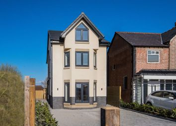 Thumbnail 4 bed detached house for sale in Southport Road, Scarisbrick, Ormskirk