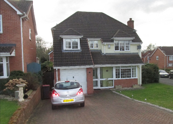 Thumbnail 4 bed detached house for sale in St Agathas Close, Telford
