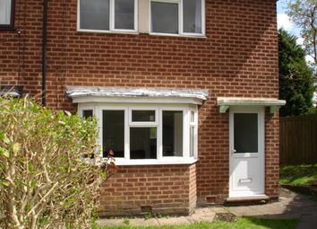 Thumbnail 2 bed semi-detached house to rent in Lygon Grove, Quinton, Birmingham