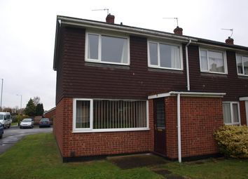 Thumbnail 3 bed semi-detached house to rent in Chartwell Court, Norwich